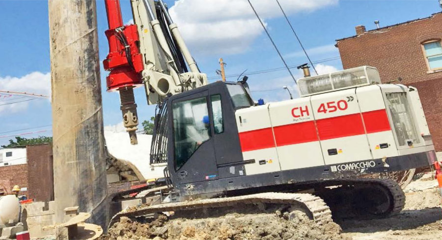 UK Comacchio Appointment for North Equipment