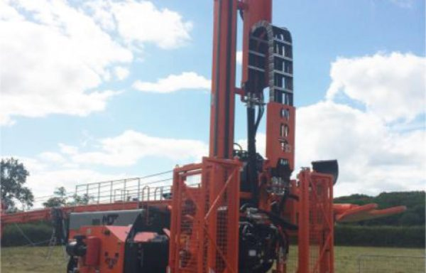 MDT80V Vertical Drilling Rig