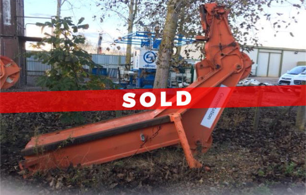 SOLD > Soilmec R312 Rotary Conversion Kit