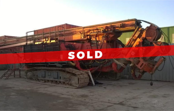 SOLD > Soilmec CM700 CFA Drilling Rig