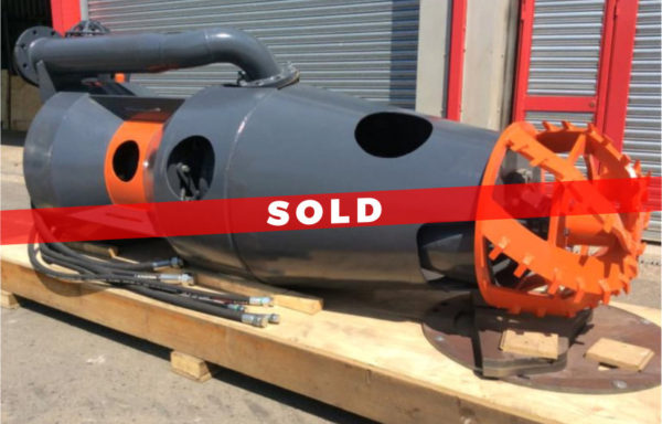 SOLD > New Bell 150 Dredging Pump