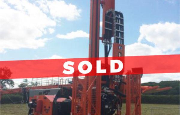 SOLD > MDT80V Vertical Drilling Rig