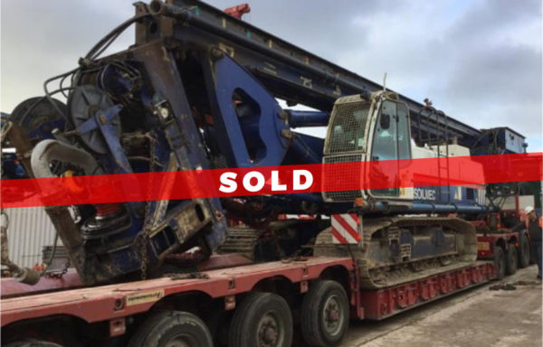 SOLD > Soilmec R625