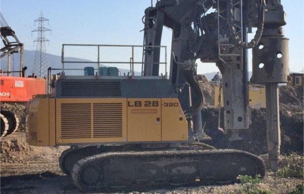 Liebherr LB 28-320 Drilling Rig