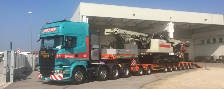 First Comacchio CH650 Heads to the UK
