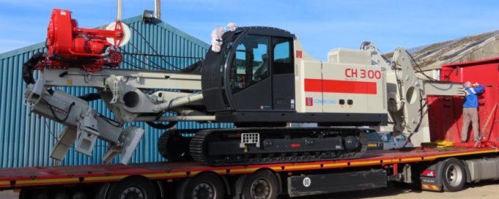 Fleet Addition Comacchio CH300 in CFA