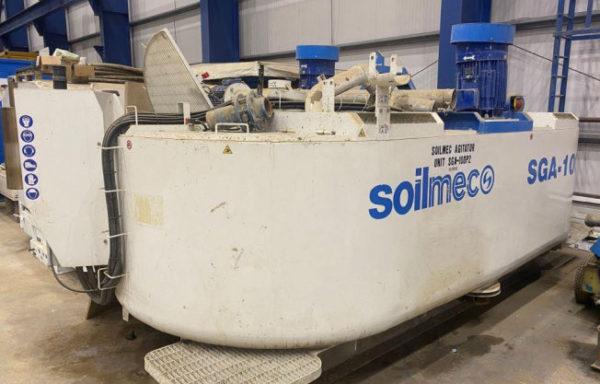 SGA-100 – Soilmec Grout Agitator Unit